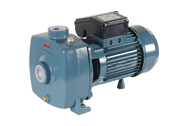 CENTRIFUGAL DOUBLE IMPELLER ELECTROPUMPS CB 1,1/2,2 KW