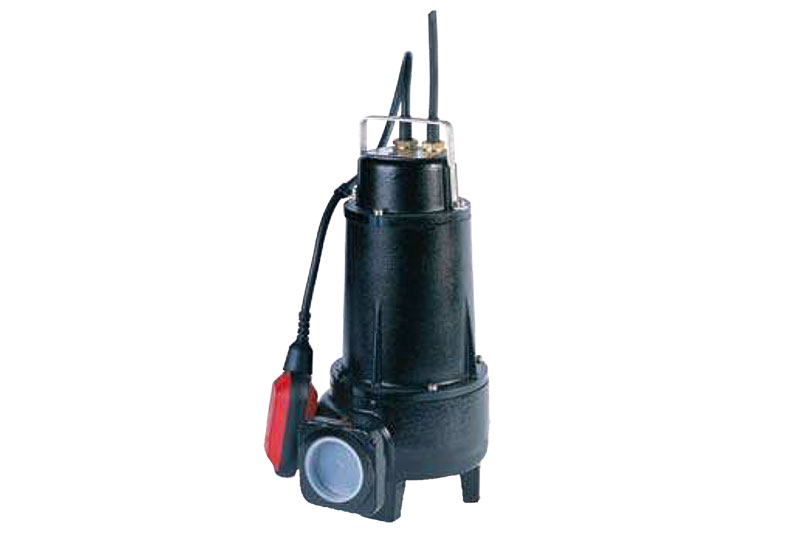 SUBMERSIBLE ELECTROPUMPS VM 0,55/1,1 KW